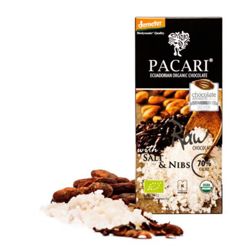 金賞受賞 エクアドルオーガニック・チョコレート『パカリ・PACARI』