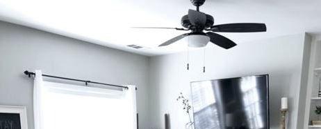 Ceiling Fan Installation (New Power)