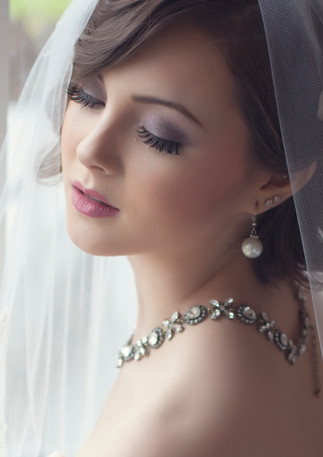 luxury wedding makeup