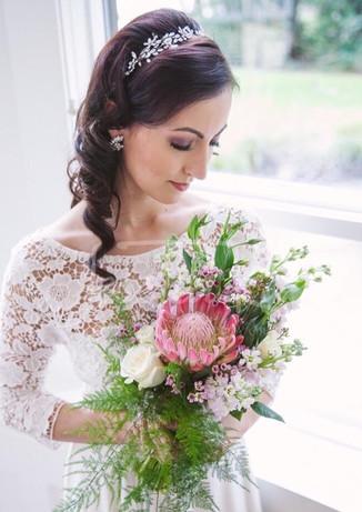 luxury wedding makeup