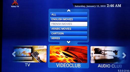 Volka TV pro 2, volka TV, volka IPTV