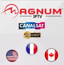 Panel Magnum IPTV