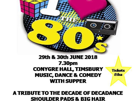 Our Box Office will be at Timsbury Fun Day on Saturday, tickets are still only £12.50 so why not gra
