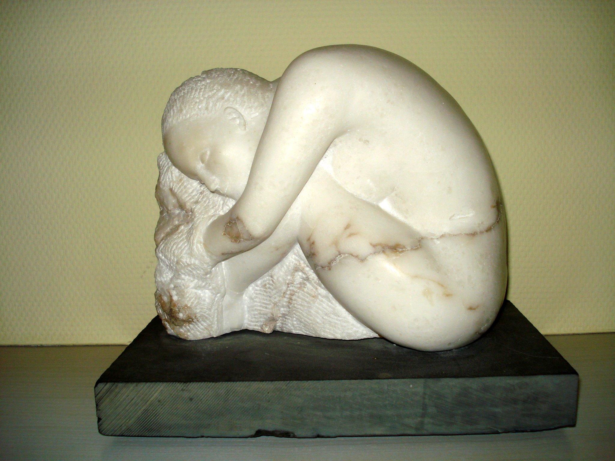 Alabasterfrau