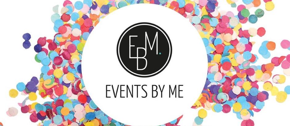 Events by ME is jarig!