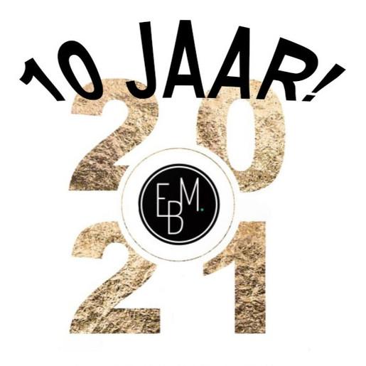 10 jaar Events by ME – EBM communicatie!