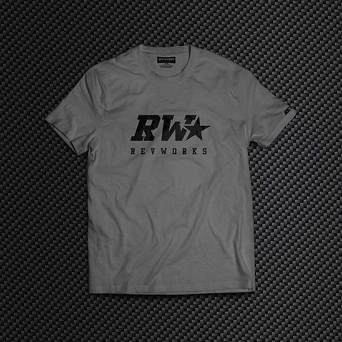 RevWorks T-shirt - Grey