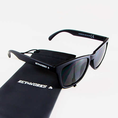 RevWorks Sunglasses - Black