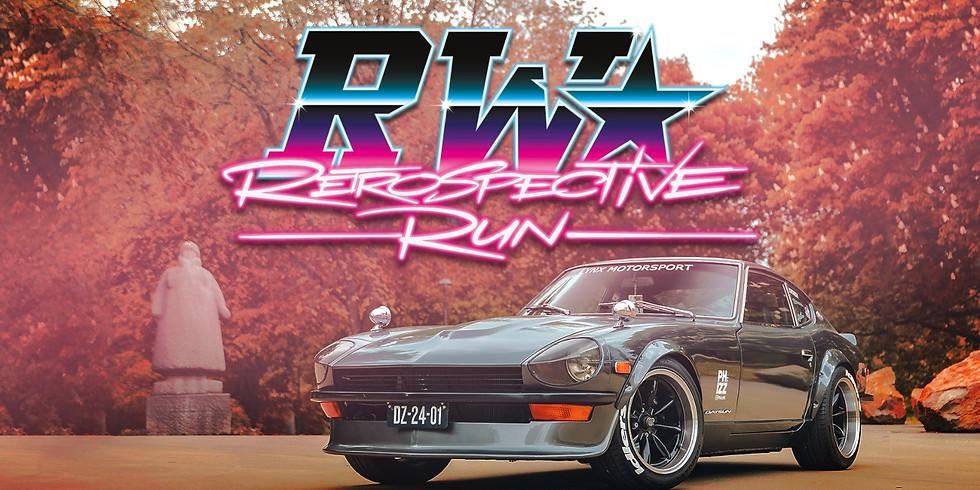 RevWorks Retrospective Run