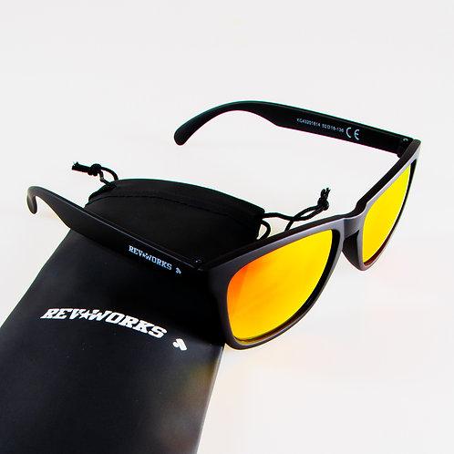 RevWorks Sunglasses - Red