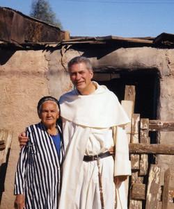 Teofila & Fr Tom