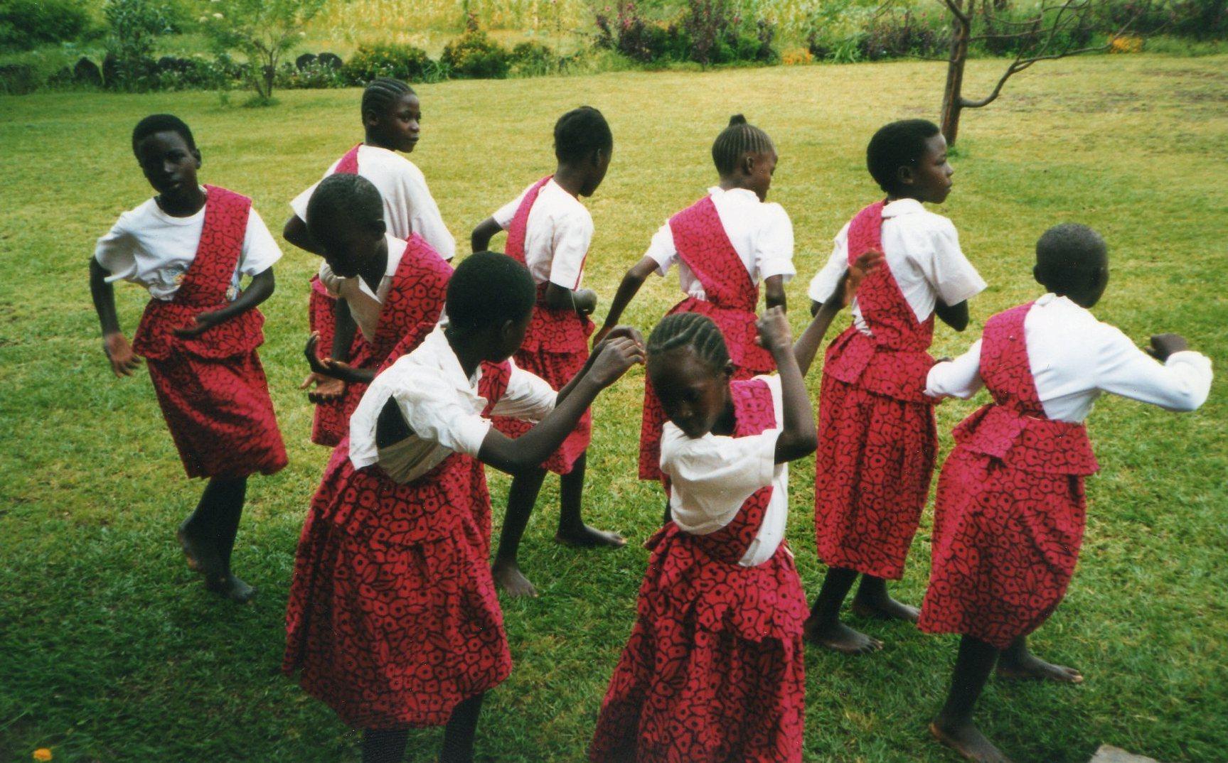 kenya+dancers
