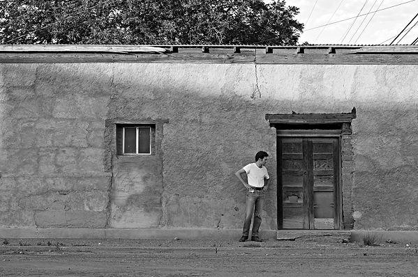 Josh Okeefe in Marfa, TX