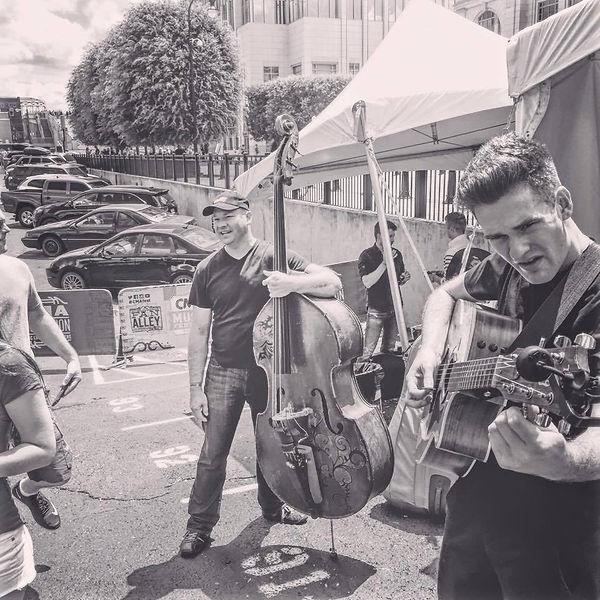 Josh Okeefe at CMA Festival