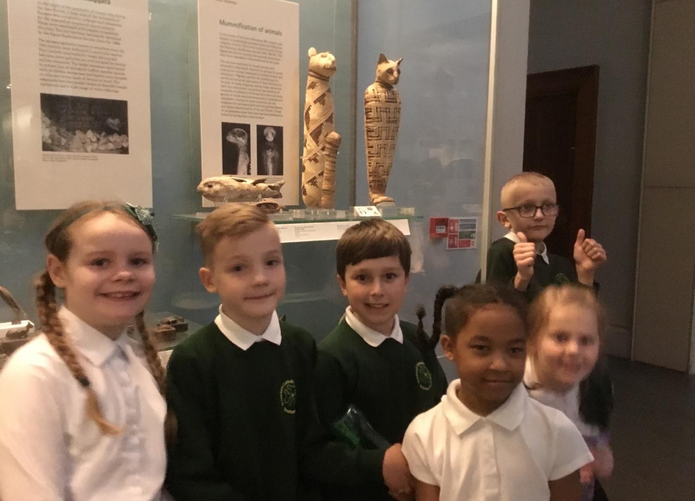 Southampton School visits the British Museum