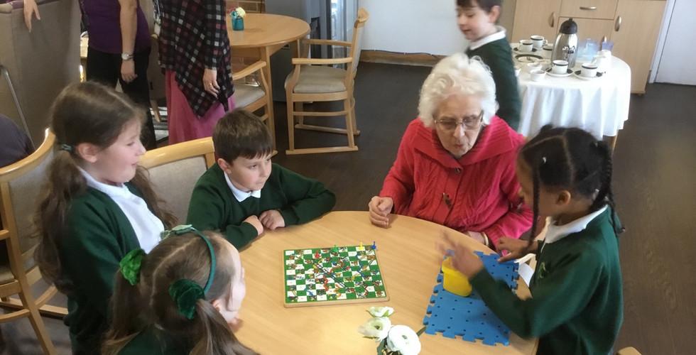 Southampton School Visits Dawson Lodge