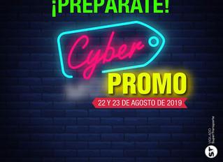 Cyber Descuentos!
