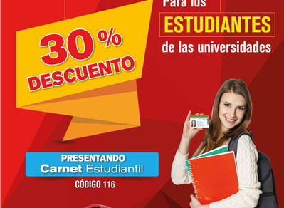 Promo Universitarios