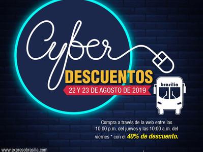 Cyber descuentos