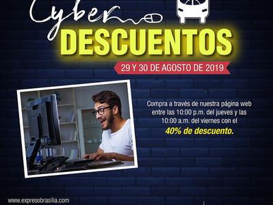 Cyber descuentos 29/08