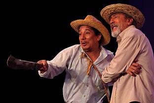 Gilberto Hernández y Miguel Bucarelli