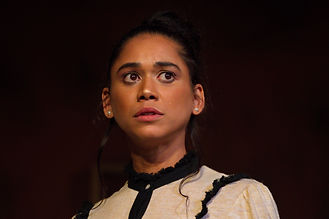 Paloma Palacios, en Juego de navajas, teatro.