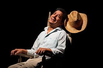 Gilberto Hernández en ROSA de Juan Bosch