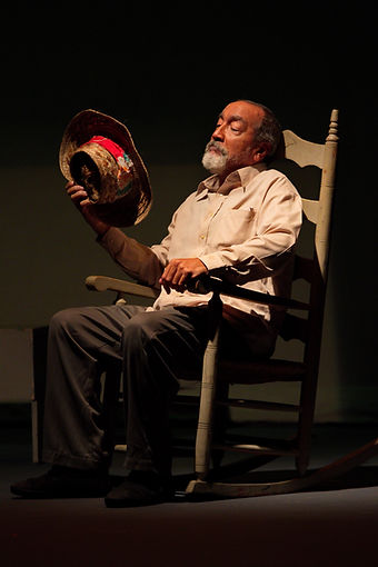 Miguel Bucarelli en ROSA