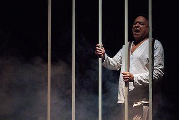 La pasión cantada de Jacobito de Lara, teatro