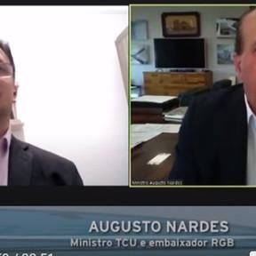 Embaixador da RGB fala sobre governança à TV Assembleia/MT