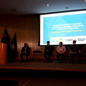 RGB  assina acordo de cooperação técnica com Prefeitura de Uberlândia (MG)