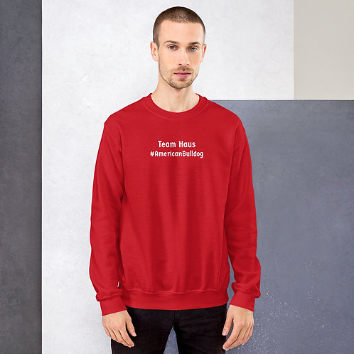 Team Haus Unisex Sweatshirt