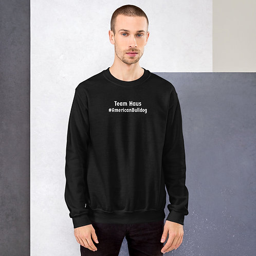 Team Haus Unisex Sweatshirt