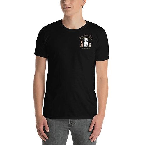 Dog Rescuer Men's T-Shirt