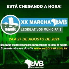 Embaixador da RGB ministra palestra sobre governança para União dos Vereadores do Brasil