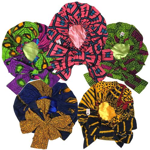 BADASS Bonnet Wraps