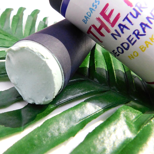 The Pits Natural Deodorant