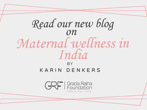 Maternal Wellness in India