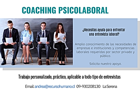 Coaching psicolaboral