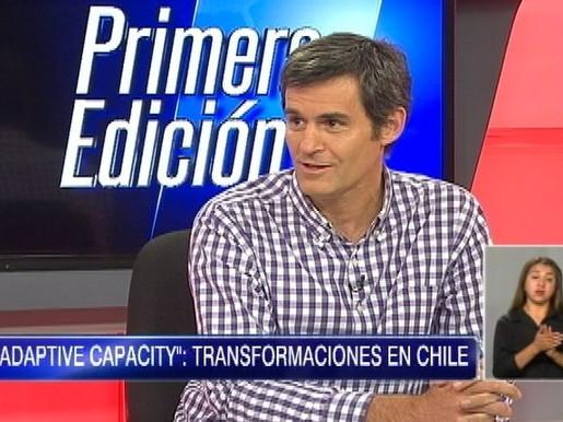 Capacidad Adaptativa. Juan Carlos Eichholz
