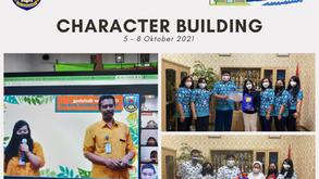 Character Building Online bagi Peserta Didik Kelas X SMA Marsudirini Bekasi