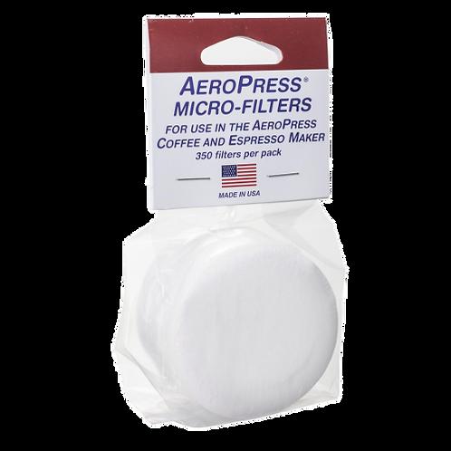 350 פילטרים למכשיר אירופרס AeroPress