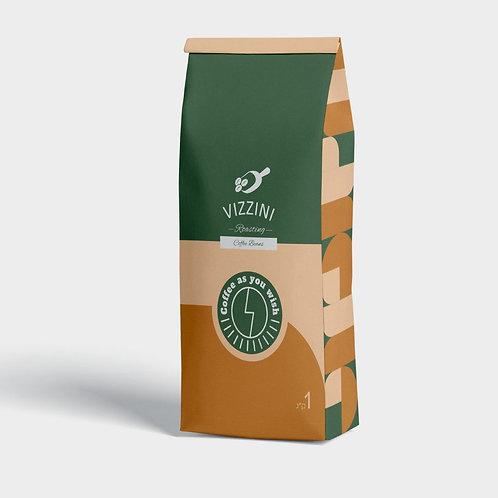 קפה נטול קפאין - 1 קילו