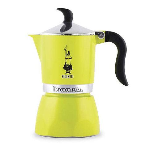 מקינטה 3 כוסות צבע צהוב - BIALETTI FIAMMETTA