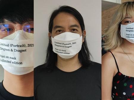Elmgreen & Dragset Face Mask