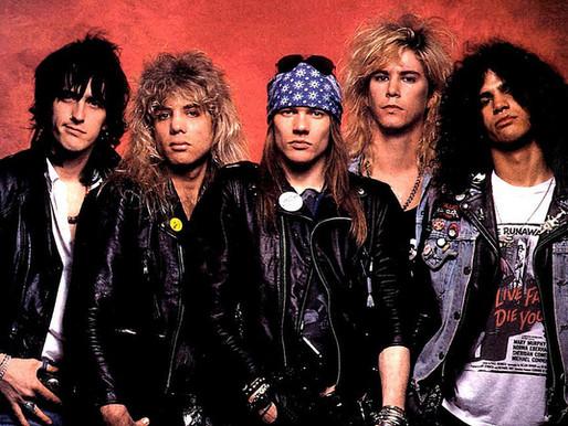 Guns N' Roses วงแตกได้ไง