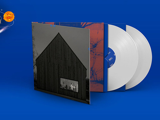 The National x Pentagram เมื่อวงดนตรีโพสต์พังก์จับมือกับบริษัทออกแบบสร้างแคมเปญจ์ดีไซน์อัลบั้มล่าสุด