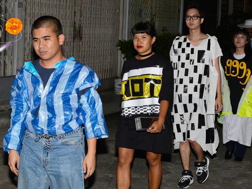 Third World Fashion Week: แฟชั่นวีค ทำเองที่บ้านก็ได้ ง่ายจัง