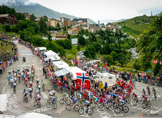 C'est La Vie: Tour de France Rolls On, Flaws and All