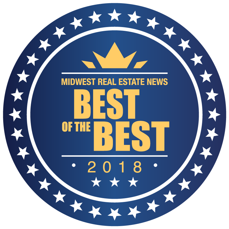 We did it! Best of the Best 2018 - Midwest Real Estate News